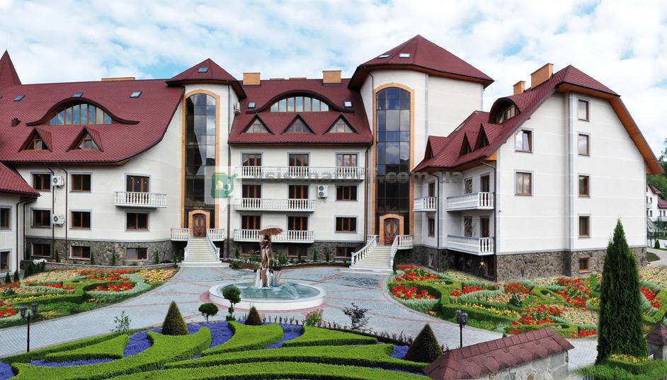 Переваги курортного селища